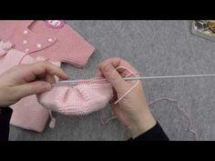 Örgüden Hazır Gibi Blazer Ceket Nasıl Örülür? Detaylı Anlatım | 8. Model (2/5) - YouTube