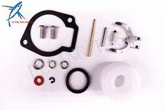 Boat Engine Carburetor Repair Kit 3F0-87122-1 3F0-87122-2 for Tohatsu Nissan 2.5HP 3.5HP Outboard Motor