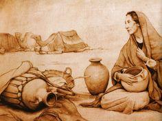 Sariah, wife of Lehi