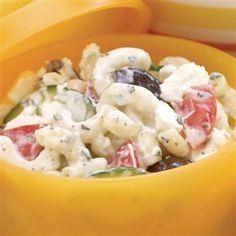 salads and dressings on Pinterest | Macaroni Salads, Potato Salad and ...