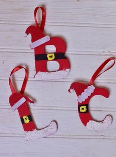 How to Make Santa Letter DIY Ornaments (Easy Tutorial) Create these easy Santa Personalized Letter Ornaments in minutes. These DIY Santa Ornaments make great gift labels and the kids can craft their own. Letter Ornaments, Easy Christmas Ornaments, Homemade Ornaments, Personalized Christmas Ornaments, Christmas Crafts For Kids, Holiday Crafts, Christmas Diy, Santa Ornaments, Ornaments Ideas