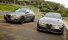 Alfa Romeo Giulia Quadrifoglio NRING and Stelvio Quadrifoglio NRING UK price and specs