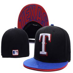 Wholesale Texas Rangers Street Fitted Fashion Hat T Letters Fitted Cap Men Women Basketball Hip Pop Hats