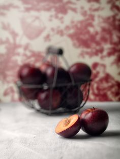 The Noble Plums ~ Photo by Alessandro Guerani