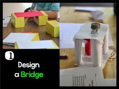 Engineering Design Challenges for All Ages: design bridges, paper airplanes and shelters #STEM