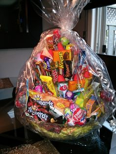 1000 Images About Candy Basket On Pinterest Candy