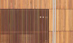 cedar wood wrapping rainscreen exterior house decorating