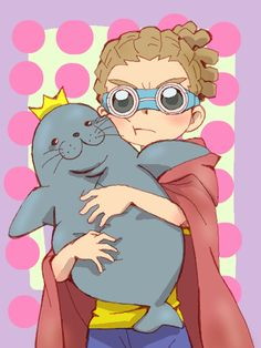 Kidou, it's mine, so cute - Inazuma Eleven ~ DarksideAnime