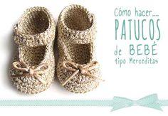 patucos-crochet-DIY ✿⊱╮Teresa Restegui http://www.pinterest.com/teretegui/✿⊱╮