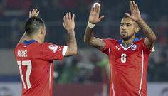 Chile vs. México en vivo: Canal, hora y alineaciones del partido de la Copa América 2015 #Peru21