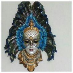 Polyester alçıdan maske boyama