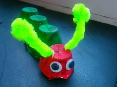Preschool Crafts for Kids*: bugs