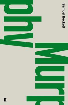 'Murphy' by Samuel Beckett : http://www.faber.co.uk/catalog/author/samuel-beckett | #bookcover