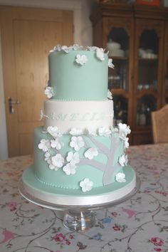 Home - Hannah Hickman Cakes Cherry Blossom Cake, Celebration Cakes, Wedding Cakes, Celebrities, Desserts, Food, Design, Woman, Shower Cakes