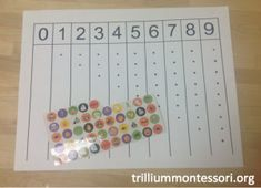 Counting Halloween themed stickers-fine motor and math
