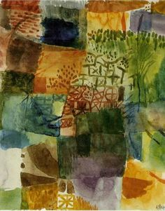 Paul Klee 1879-1940 | Swiss expressionist painter | Tutt'Art@ | Pittura * Scultura * Poesia * Musica |