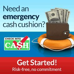 With Check Into Cash, you can qualify for a payday loan up to $1,500 if you meet the requirements. By law, no company can lend more than 25% of an applicant's monthly income. Because of this law, to qualify for $1,500, you have to make $6,000 or more a month. Most lenders don't approve a first-time applicant for that full amount, but because Check Into Cash is a direct lender, it decides how much up to 25% it is willing to lend to you.