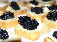 try caviar