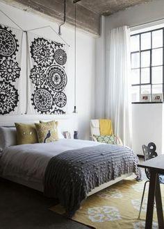Oker & grey interiors | DAVID ROSS