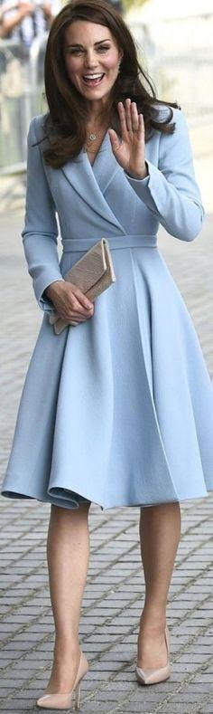 Коллекция пальто элегантной Кейт Миддлтон! 5