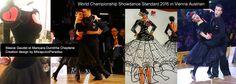 Acapulco Paradiso - Latin dress, Practice dance wear, ballroom dress, ryhthm dance dress,salsa dress,tango dress, robe de danse sportive, robe patinages, robe salsa