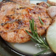 Grilled Brown Sugar Pork Chops - Allrecipes.com