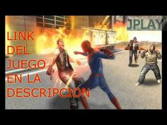 The Amazing Spider Man PARA ANDROID APK+DATOS SD FULL
