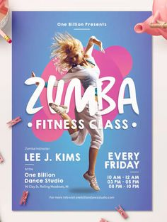 Most up-to-date Images Zumba Fitness Flyer Template AI, PSD Thoughts The activity dancing centered on Tennessee Williams' enjoy is the formation by David Neumeie Zumba Fitness, Fitness Flyer, Workout Posters, Workout Memes, Graphic Design Trends, Ad Design, Design Styles, Event Design, Design Ideas
