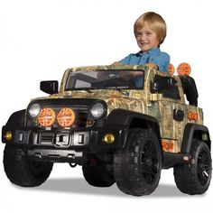 Kids Ride On Vehicle Toys Battery Powered Jeep Single Driver Forward Reverse Kids Ride On, Ride On Toys, Atv, Jeep, Monster Trucks, Children, Vehicles, Ebay, Charger