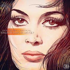 Çok zor soru değil bu hadi çöz ver... #FeridunDüzağaç#Sözver iyi gider biraz... #türkanşoray#turkansoray#yesilcam#yeşilçam#music#nostalji#woman#beauty#turkishmovie#cinema#sinema#draw#drawing#doodle#doodling#sketch#sketching#sketchbook#art#artwork#instaart#pen#pencil#digitalart#illust#illustrator#illustration
