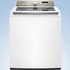 Samsung® 5.2 cu. Ft. Top-Load Washer - White
