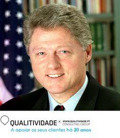 Lembra-se disto?  A 20 de Janeiro de 1993, Bill Clinton assumia a presidência dos EUA