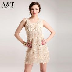 $$$ This is great forNew Women's Fashion Slim Elegant Appliques Hollow Out Lace Flower Beading Gauze Sleeveless Tank Party Dress Red Beige QCD387New Women's Fashion Slim Elegant Appliques Hollow Out Lace Flower Beading Gauze Sleeveless Tank Party Dress Red Beige QCD387This Deals...Cleck Hot Deals >>> http://id962837145.cloudns.pointto.us/1426708759.html images
