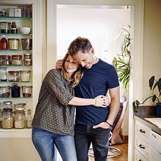 Hug your partner! Nonsexual touching is just as important as #sex itself in keeping your relationship healthy. | Health.com #relationships