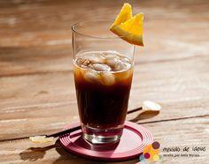 Que tal um drink diferente? Experimente nossa #receita de #drink com café e gim, feita com a cápsula de Espresso Pleno TRES.  TRES @ www.escolhatres.com.br