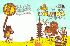 NORTH FACE YOUNG EXPLORERS GUIDE