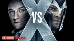It's an X-Men superhero showdown!  Retweet for Magneto  Favorite for Professor X   *You can do both, of course*