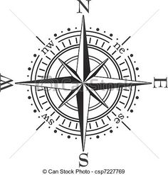 Vector - black compass - stock illustration, royalty free illustrations, stock clip art icon, stock clipart icons, logo, line art, EPS picture, pictures, graphic, graphics, drawing, drawings, vector image, artwork, EPS vector art