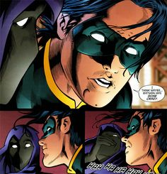 Robin (Tim Drake) and Spoiler (Stephanie Brown) - Robin #175