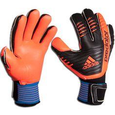 549869282819 Adidas Goalkeeping Gloves! (Predator) Created By the  1 Goalkeeper Iker  Casillas Goalie