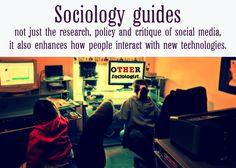 "#Sociology of #SocialMedia: In 2011, Maltese philosopher Edward De Bono argued that social media causes ""laziness."" He fretted that young people no longer knew ""how to think."" I argued that sociologists can guide not just the research, policy and critique of social media, but we can also guide the education to enhance how younger and older people interact with new technologies. http://othersociologist.com/2011/10/05/philosopher-social-media/"