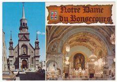 Postcards - Canada # 299 - Notre Dame, Montreal, Quebec