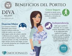 El porteo brinda muchos beneficios para el desarrollo de tu bebé, conoce los que tienen impacto a nivel emocional.  Compártelo con tus amigos que son padres o están por serlo, para que se unan al mundo del porteo.  Consigue tu Diva aquí: http://divamilano.com.mx/  Contáctanos vía WhatsApp (55) 3409-5105 o por teléfono (55) 8421-323
