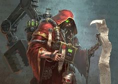 Details on the Skitarii Models- Ironstrider is as Big as an Imperial Knight! Warhammer Armies, Warhammer 40k, Imperial Knight, Sci Fi Art, Rogues, New Image, Superhero, Timeline, Cover