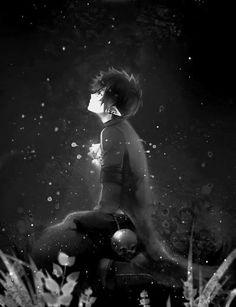 Inspiring image anime, ao no exorcist, boy, manga, monochrome by Maria_D - Resolution - Find the image to your taste Rin Okumura, Blue Exorcist Anime, Ao No Exorcist, Manga Quotes, Anime Qoutes, Manga Boy, Manga Anime, Anime Love, Anime Guys
