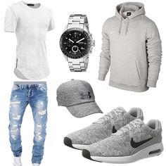 Minus the shoes hat and hoodie