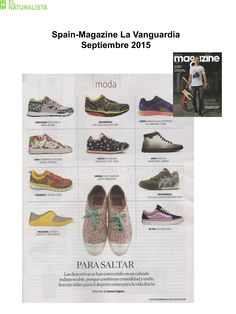 September La Vanguardia Mag Spain