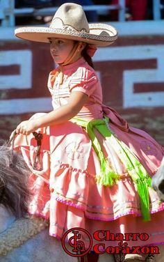 Charrita de Mexico