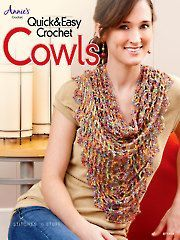 Crochet Patterns - Quick & Easy Crochet Cowls