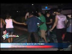 Un Homosexual mata un primo por un novio #Video - Cachicha.com